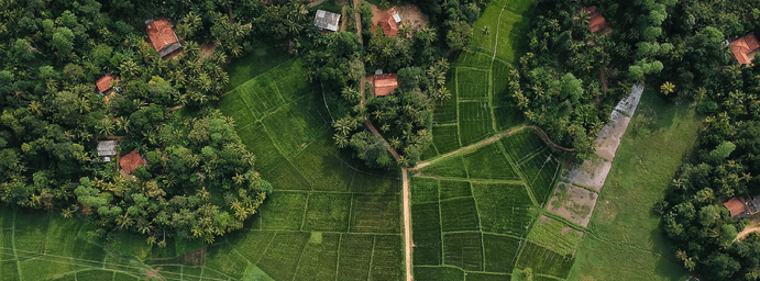 The ROI of Aerial Imagery in Spring for Real Estate Agents