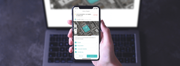 DroneBase Pilot App: New Mission Screens