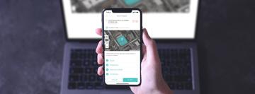 DroneBase Pilot App: New Mission Screens