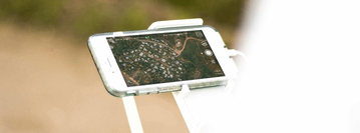 DroneBase Pilot App: Arrive + Depart