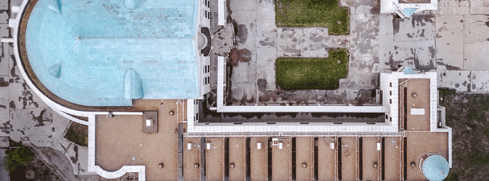 Commercial Building Inspections with a Drone