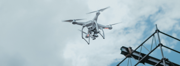 How Drone Technology is 2020's Unlikely Hero So Far