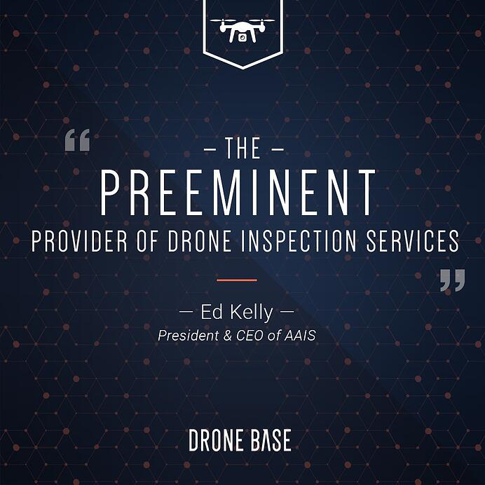 DroneBase Becomes First Drone Company to Join AAIS