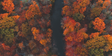 Aerial Photography Tips for Autumn