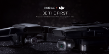 Two Exciting Offers from DJI + DroneBase!