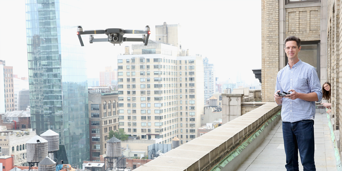 AirCraft: Turn Your Drone into a Cursor in the Sky