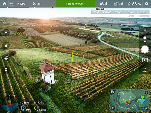 Drone and Construction Imaging