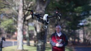 DroneBase Pilot Michael K in action