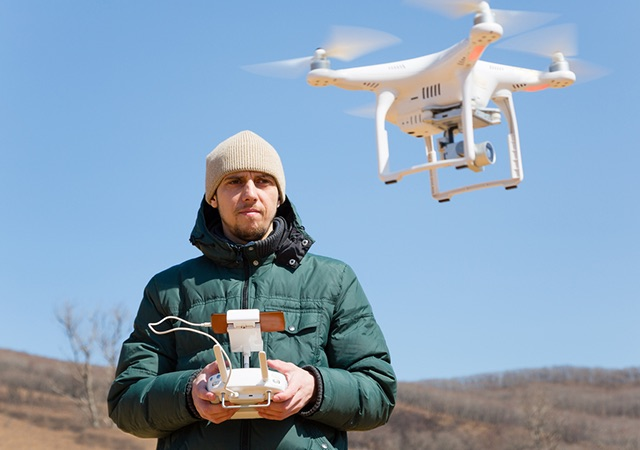 A Snapshot of Drone History & Innovation