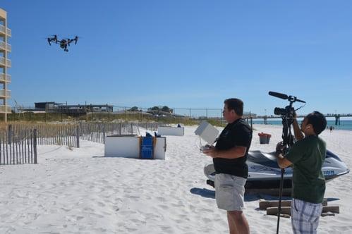 DroneBase Pilot PJ