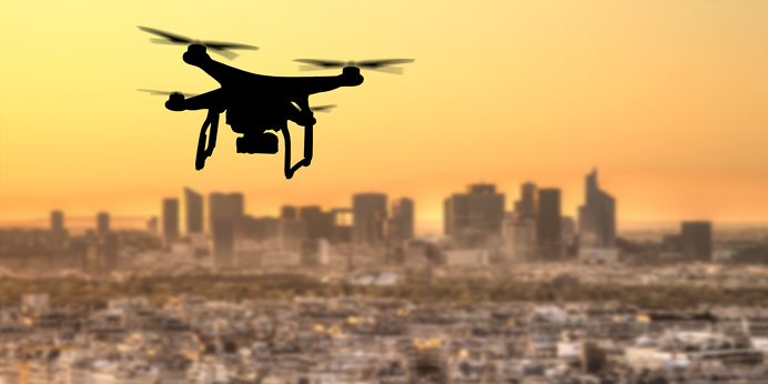 3 New Industries Benefiting from Drones