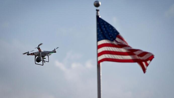 DroneBase at the White House; Veterans' Partnership