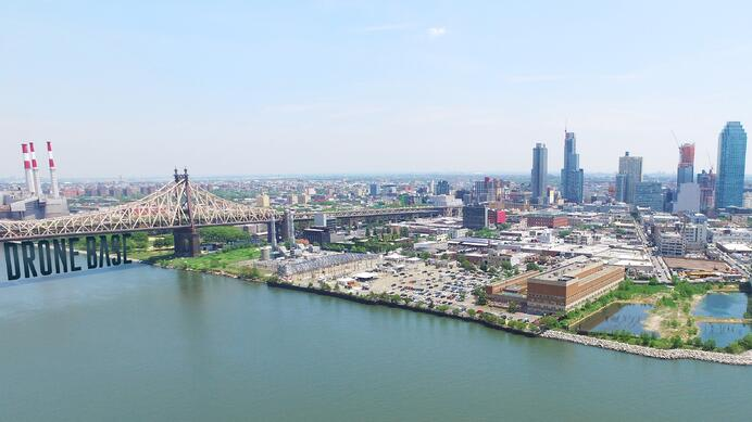 The Impact of Drones on Commercial Real Estate