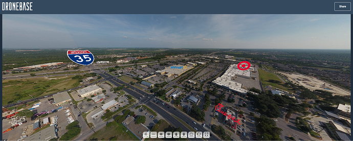 DroneBase Product Announcement: 360 Panoramas!
