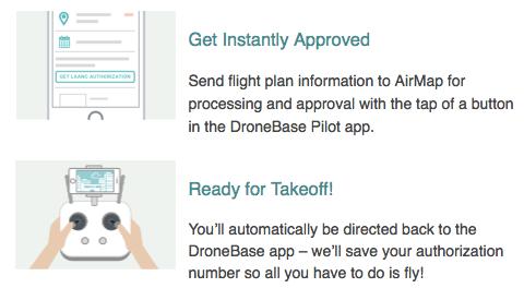LAANC Integration Now Available on the DroneBase Pilot App