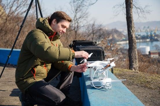 DroneBase Safety checklist