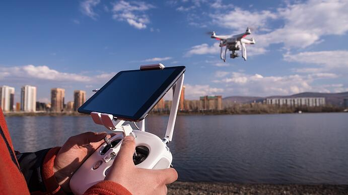 Drones and Construction: Building a Better Worksite