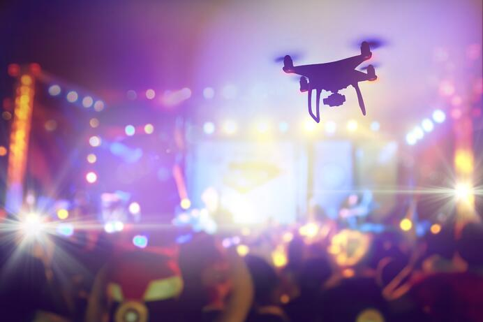 Drones and the Future of Entertainment