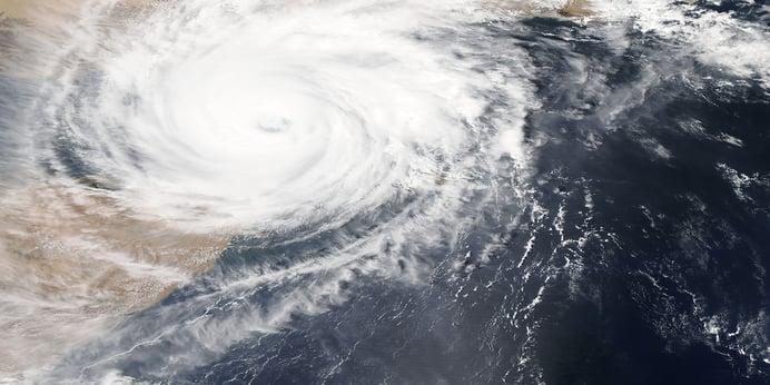 Aerial Inspections During Hurricane Season