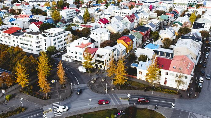 The Top 3 Reasons to Use Aerial Imagery this Fall