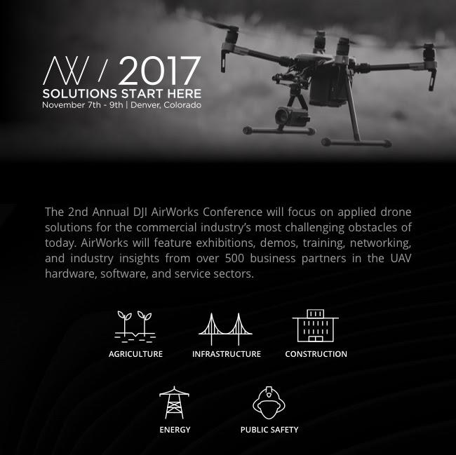 Dan Burton to Speak at DJI AirWorks 2017
