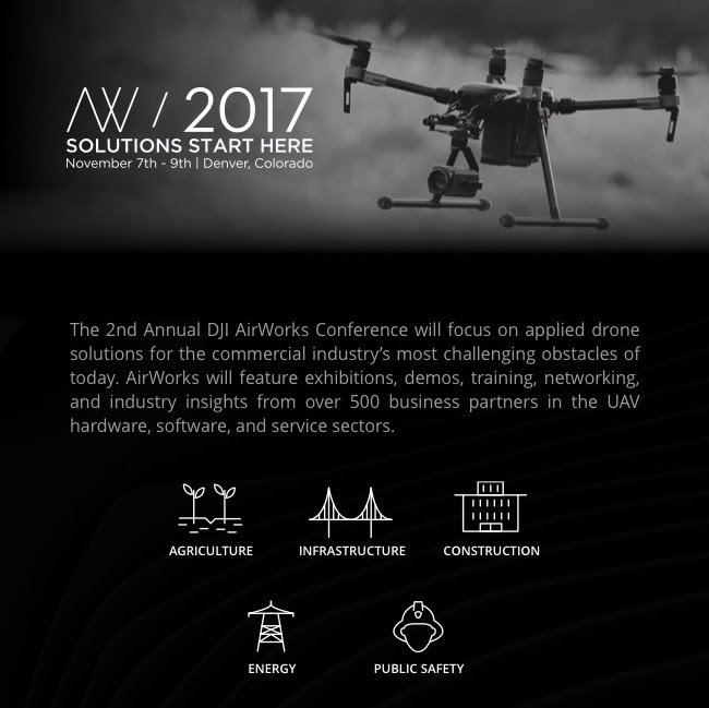 Dan Burton to Speak at DJI AirWorks 2017
