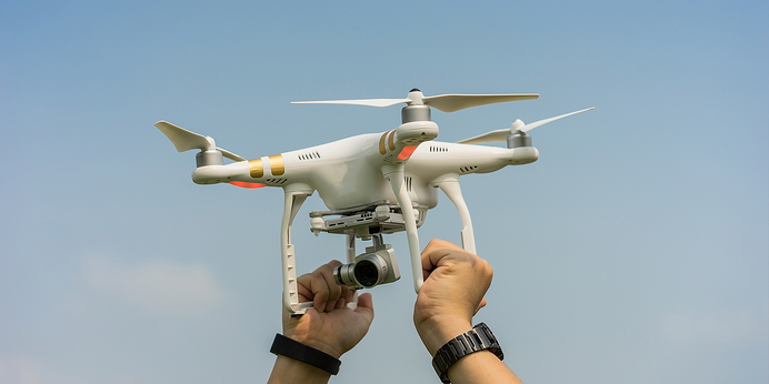 3 Reasons We're Thankful for Drones