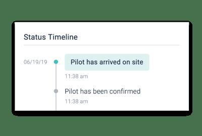 Pilot Status