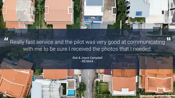 DroneBase customer quote