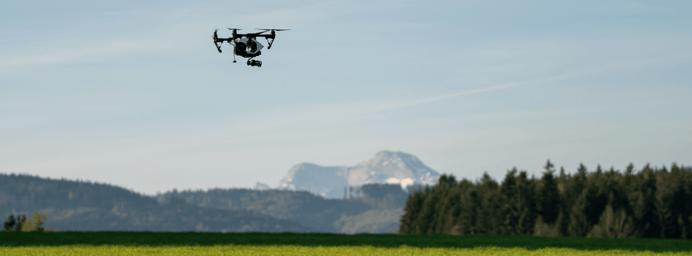 The Drone Industry Flies On Through Coronavirus Turbulence