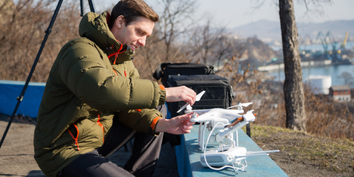 Winter is Coming: Drone Pilot Tips for Adapting to Cold Weather