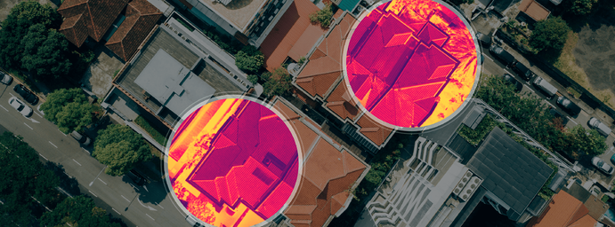 Using Thermography to Gain Insights from Drone Inspections